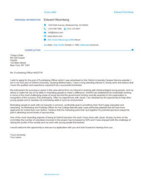 europass cv template cover letter - Resume Template With Cover Letter