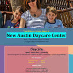 Basic Daycare Flyer Template