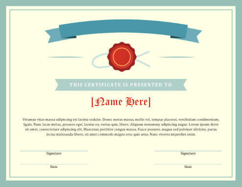 27 printable award certificates achievement merit honor blank award certificate template yadclub Image collections
