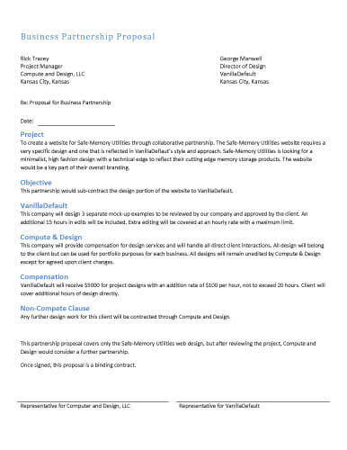 customer service training proposal sample pdf
