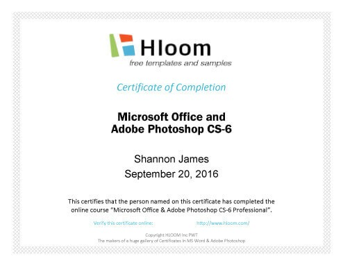 7 certificates of completion templates free download course completion certificate yelopaper Image collections