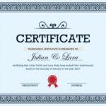 Fake Divorce Certificate