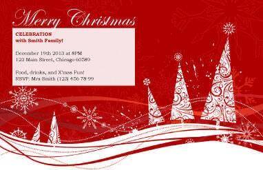 Generic Merry Christmas card