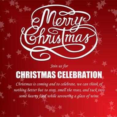 Join us for Christmas Celebration Christmas Flyer Template