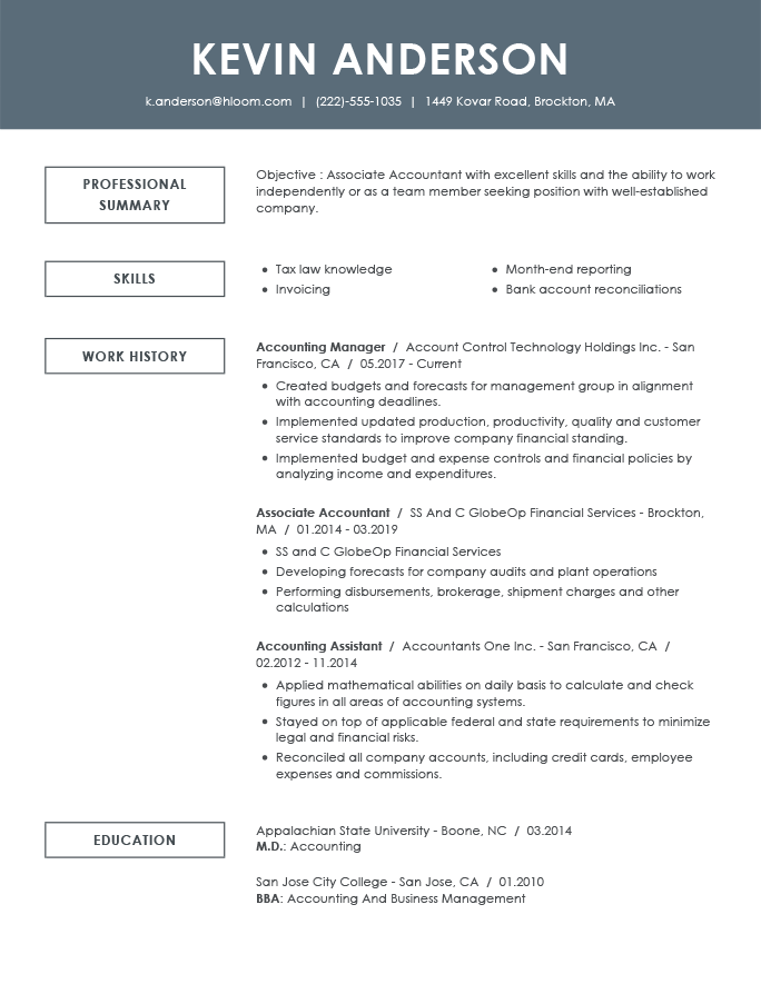 Functional Resume Format Is It Right For You Templates Included Hloom