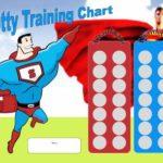 Spiderman Potty Award Chart