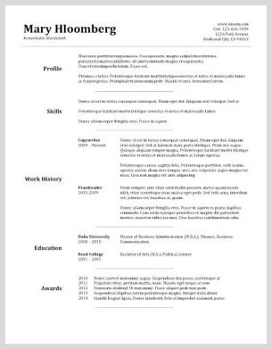 Stellar Attorney Resume Templates & Tips   Hloom.com