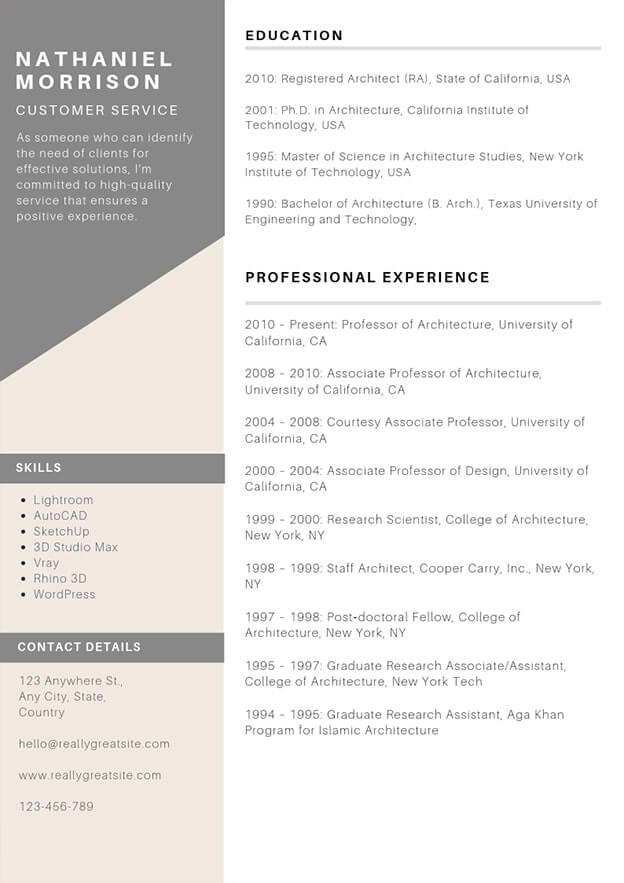 Doctor en arquitectura